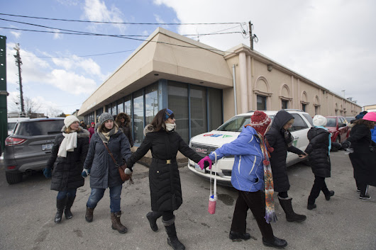 In wake of Quebec mosque attack comes amazing gesture with rings of peace: Paradkar   Toronto Star
