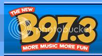 B97.3 KBSG Logo