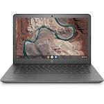 HP 14-db0040nr 14″ Chromebook - A4 -9120C 1.6 GHz - 4 GB RAM - 32 GB SSD - HP Textured/Chalkboard Gray