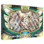 The Pokemon PKU80338 Pokemon- Shiny Silvally-GX Box Collectible Card Games