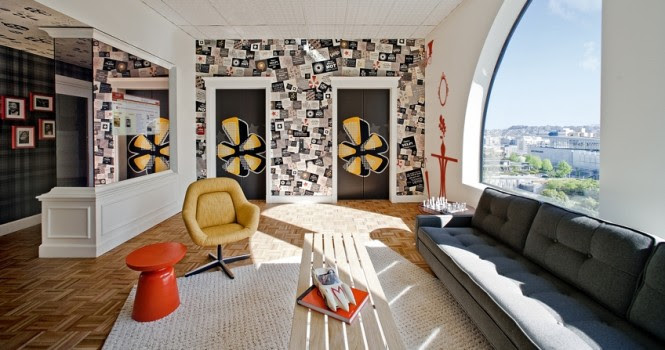 yelp office interiors