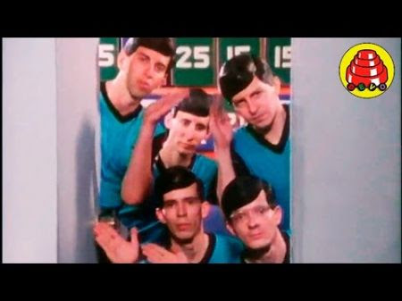 They're not men, they're Devo
