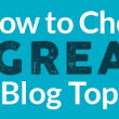 Great Tips to Find Unlimited Blog Post Ideas