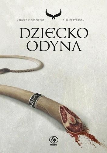 Okładka książki Dziecko Odyna
