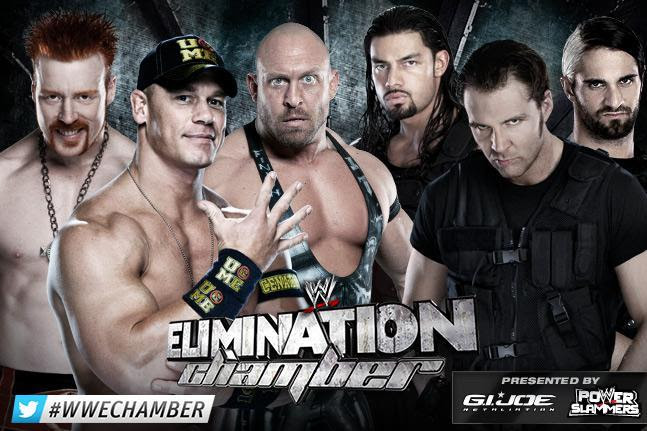 WWE Elimination Chamber 2013 - Raport
