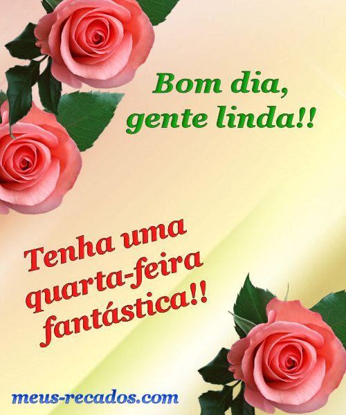 Português Feliz Quarta Feira