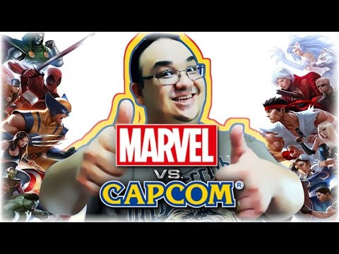 Gameficando - Marvel VS Capcom