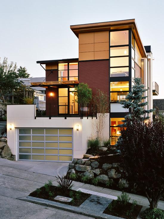 30 House Facade Desi