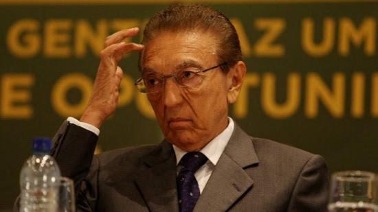 Edison Lobão foi ministro de Minas e Energia do governo Dilma