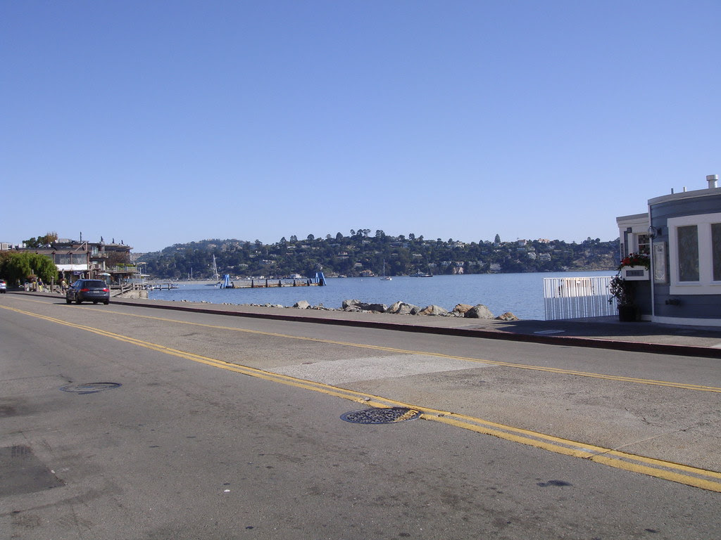 Sausalito water view