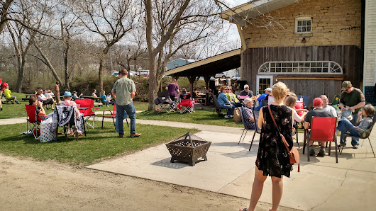 Archer Family Band in the Beer Garden Today 2-5pm