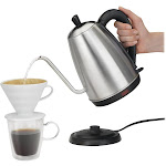 Hamilton Beach - 1.2L Electric Kettle - Stainless steel