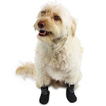 Anti Slip Traction Socks for Pets Waterproof Dog Boots for Hardwood Floors and Indoor Paw Protection 2XSmall