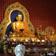 PHOTOS: Most And Least Buddhist Cities In America