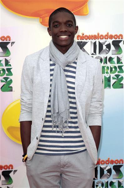 Carlos Knight @ the 2012 Kid's Choice Awards