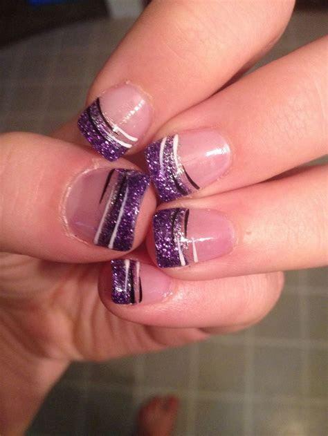 Best 25  Purple wedding nails ideas on Pinterest   Purple