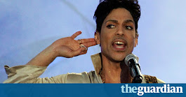 Iconic items from Prince's purple reign head to London's O2 | Music | The Guardian