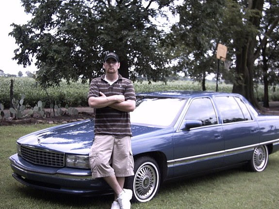 Hoppy_26 1994 Cadillac Deville Specs Photos Modification