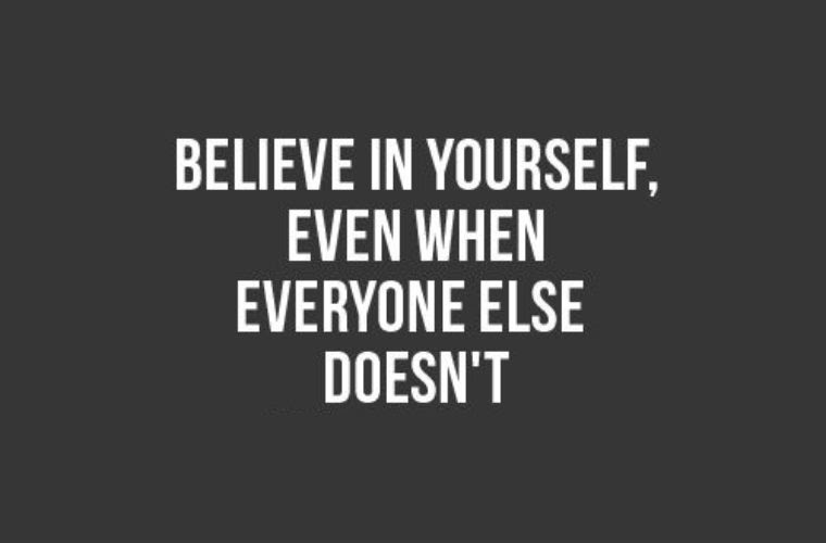 Believe In Yourself Funny Pictures Quotes Memes Funny Images