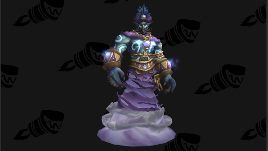 Robin Williams' Genie may be immortalized in World of Warcraft