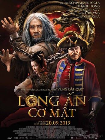 Journey to China The Mystery of Iron Mask 2019 ORG Hindi Dubbed HDRip 480p 300MB