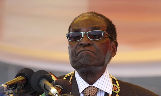 Zimbabwe's Robert Mugabe awarded 'China's Nobel peace prize' | World news | The Guardian