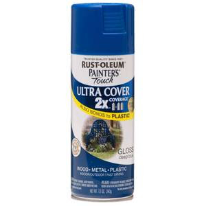 Rust - Oleum Painter's Touch Ultra Cover 2X Gloss Spray ...
