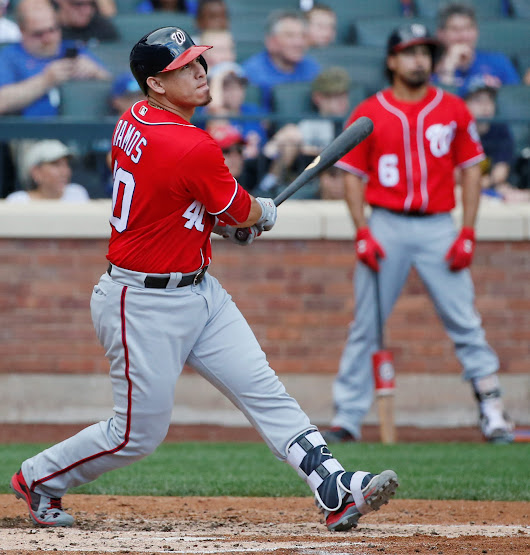 Wilson Ramos sees perseverance, hard work pay off with All-Star Game appearance
