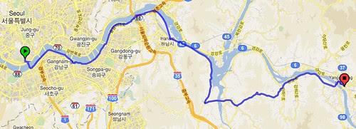 Seoul to Busan - Day 1