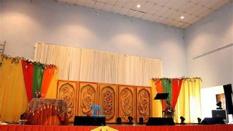 Malaysian Indian Wedding Decoration, Mayura Creations