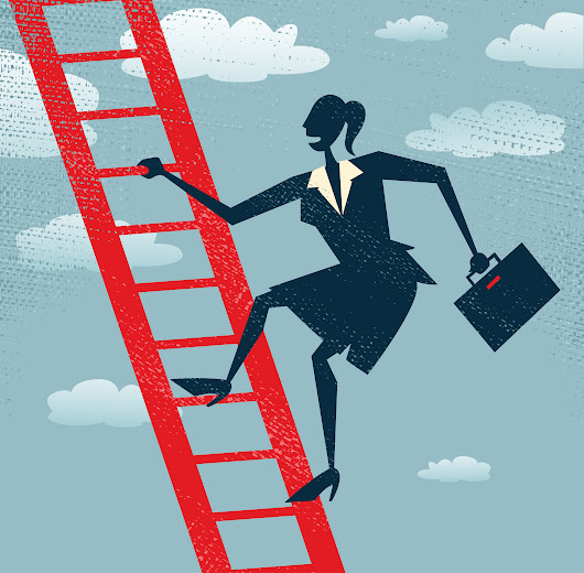 10 Ways Women Can Move Up The Ladder - business.com