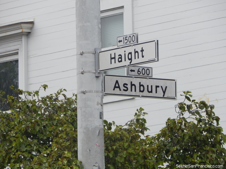 Image result for haight ashbury street sign images