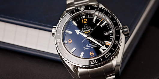 A Tool for the Seas and Skies: Omega Seamaster Planet Ocean GMT