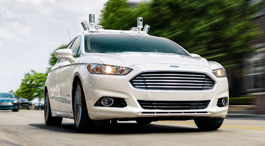 What's behind Ford's $1 billion on artificial intelligence: self-driving excellence - ExtremeTech