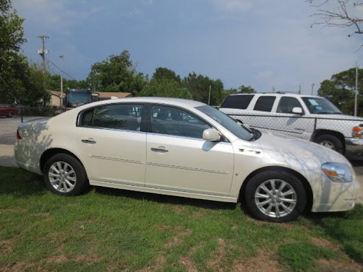 Used 2010 Buick Lucerne CXL for Sale in Pensacola FL 32502 Bill Haven Cars Inc