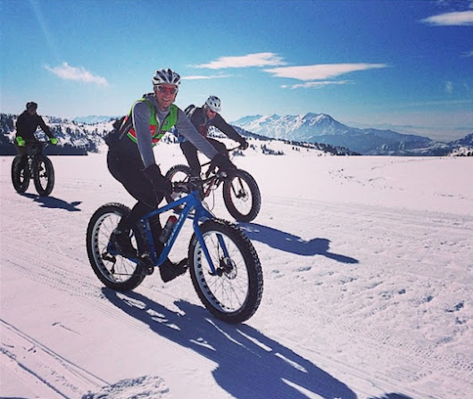 Fat Bike National Championships to be Held at Powder Mountain on February 14, 2015