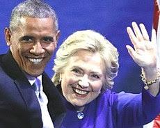 Obama e Hillary