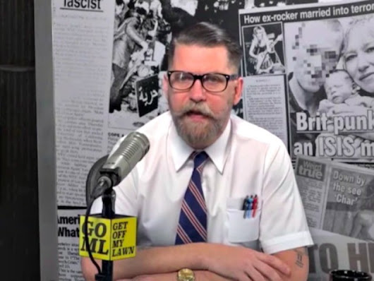Exclusive--Twitter Target Gavin McInnes on Solution: 'Trump Has to Step Up'