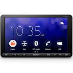 """Sony XAV AX8000 In-dash Digital Receiver - 8.95"""" Touch Display"""