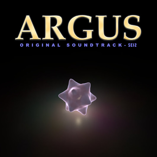 Argus - Original Soundtrack, by Saul Cross (SC12)