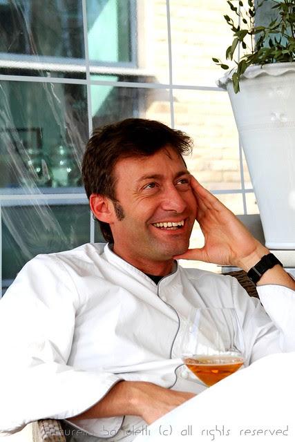 Chef Fabrizio Albini