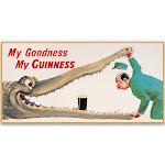 Guinness Brewery 'My Goodness My Guinness XVI' Canvas Art 12 x 24