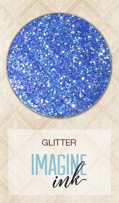 Glitter - Blue Diamond