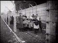 Libération d'Auschwitz