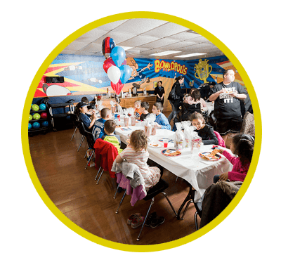 Kids Birthday Parties Staten Island Rabs Country Lanes