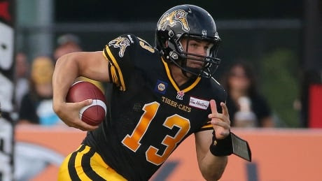 Dan LeFevour named CFL's offensive player of week
