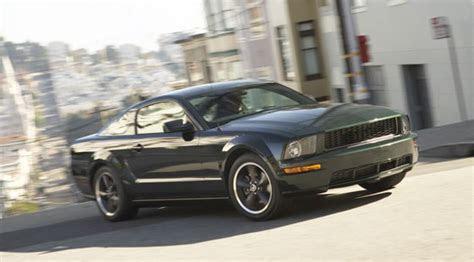 ford mustang bullitt  review car magazine