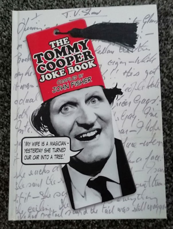 The Tommy Cooper Joke Book (compiled by John Fisher)
