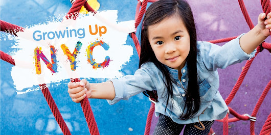 Growing Up NYC - A Much Needed Resource For Growing Healthy Kids - Brooklyn Active Mama