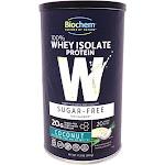 Whey Protien Coconut by Biochem - 11.2 Ounces